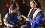 貴州12歲小女孩用瘦弱的肩膀撐起一個家,照顧弟弟奶奶自強不息