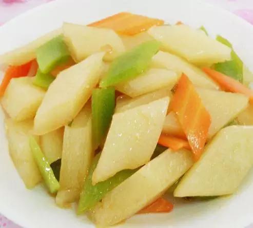 這樣子的土豆,你吃過嗎?