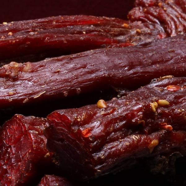 犛牛肉乾,每一口都是高原陽光的味道