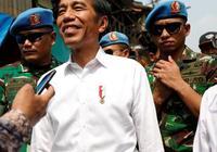 """印尼總統佐科贏得連任,將深化與中國""""一帶一路""""的合作"""