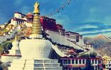 布達拉宮的存在已經不單單是一座建築,他更是藏族文化的藝術瑰寶