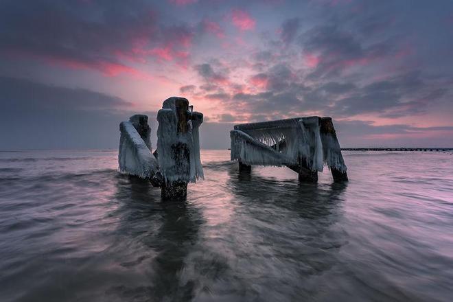 攝影師花了10年時間,拍出了15張精美絕倫的照片!