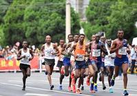 馬拉松——2019蘭州國際馬拉松賽舉行