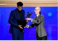 阿德託昆博榮獲2018-19賽季常規賽MVP 目標領袖雄鹿奪冠