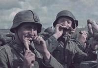 二戰,美軍的伙食最豪華,日軍的很豐盛,中國呢?糟糕的讓人心疼