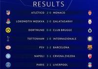 歐冠16強已確定12席!3組終極懸念 末輪殘酷7進4