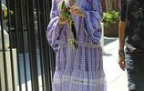 阿蘭娜·哈迪德個性氣質穿搭時尚又吸睛,腳踩平底鞋身高不輸男友