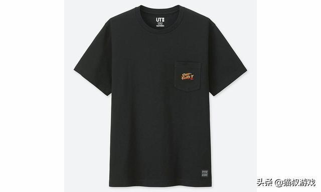 除了買爆,你還想說什麼?優衣庫聯動《街頭霸王》,推出主題T恤