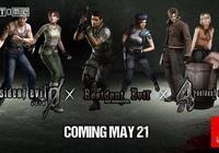 《生化危機0》《生化危機》《生化危機4》將於5月登陸Switch