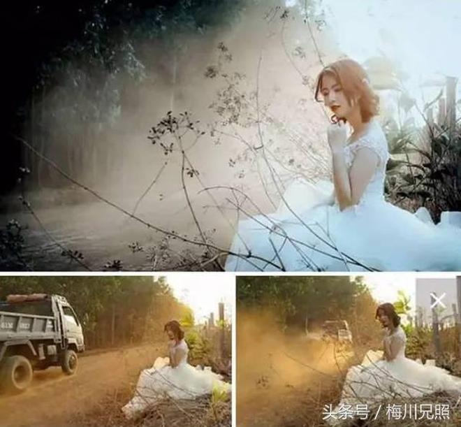 看這些唯美的照片是如何拍出來的,滿滿全是套路!