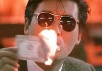 1989年上映的《喋血雙雄》,臺詞靠現想,但成了香港標杆之作!