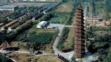 一組外國人38年前航拍中國的老照片,你能認出你所在的城市嗎?
