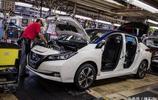 日產新一代聆風已經正式發佈,該車已經在日產日本工廠正式下線