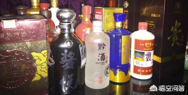 貴州的酒除了茅臺以外,你還知道哪些品牌?