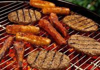 韓國人吃燒烤,非洲人吃燒烤,中國人吃燒烤,差距一目瞭然!