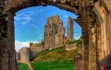 這麼美麗的城堡,有生之年一定要帶著TA去看看