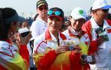 國際航聯世界飛行者大會飛行表演在武漢進行
