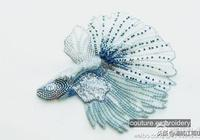 欣賞珠繡之美