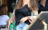全球最美女性第1位,被封性感無敵,索菲婭·維加拉微笑現身街頭