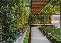 建築景觀丨廊道設計