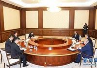 全國人大常委會副委員長王晨訪問烏茲別克斯坦