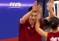 世聯賽中國女排3:1逆轉多米尼加女排終取首勝,安家傑教練如釋重負,你怎麼看?