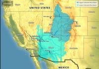 美國攔截科羅拉多河河水的90%,下游墨西哥只分到10%,為何不抗議