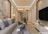 中式與現代最舒服的結合,保利香雪山118㎡三居室