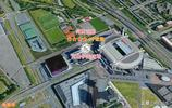 航拍荷蘭阿賈克斯主場,羨慕豪門的設施