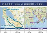 """中國的""""硅谷""""對比美國的硅谷"""