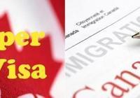 """加拿大""""超級簽證""""與""""普通10年多次往返探親簽證""""的區別"""