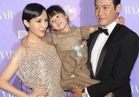 陸毅妻子近照曝光,42歲鮑蕾臉部僵硬變化大,網友:太嚇人!