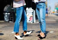 今年春季超火的chic直筒牛仔褲,顯高又顯瘦,輕鬆穿出潮流風範