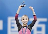 """15歲溫州小將黎琪真""""離奇"""" 替補登場奪平衡木金牌"""