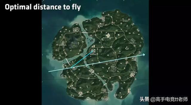 跳傘暗改,新的最快跳傘法趕緊學起來