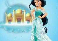 21歲嫁給初戀男友,現在成為迪士尼公主,人生劇本太瑪麗蘇了吧!