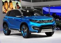 鈴木終於爆發了,全新SUV比本田XR-V漂亮,不足8萬還買啥哈弗H6