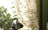 亞麻窗簾,現代簡約新風尚