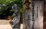 """鏡頭下:""""二泉映月""""阿炳墓地,雕像栩栩如生,勝過貝多芬"""