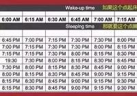兒童睡眠時間表被瘋傳,父母別再讓孩子晚睡!
