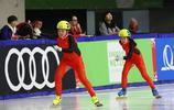 速度滑冰——女子222米決賽賽況