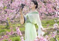 美文:桃花為盟,許下歸期