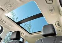為什麼老司機買車一定要帶天窗的車子?原因只有真正懂車的人才懂