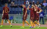 足球——意甲:羅馬勝薩索洛