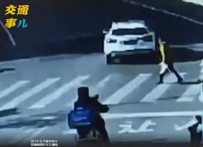 一組動圖警示你:有一種事故叫腳底抹油撞了就跑 這種行為罪上加罪!