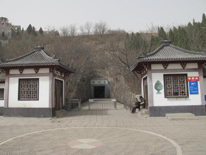 實拍劉備先祖劉勝墓地:一座奢華的地下宮殿,圖8讓專家們很激動