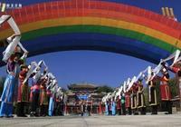 彩虹升起的地方|互助彩虹部落土族園