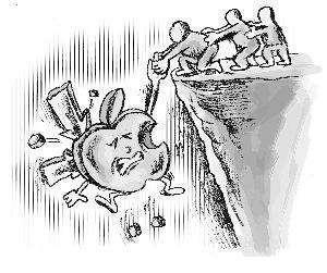 為什麼A股市場閃崩個股增加?