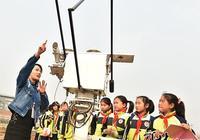 """河北省氣象局舉辦""""觀雲識天""""2017年世界氣象日主題活動"""