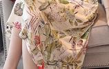 毛衣不吃香了,新出的夏裝裙,看一眼就著迷,顯白洋氣美嫩嫩